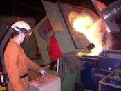 CORELESS INDUCTION PRE-MELTING FURNACES